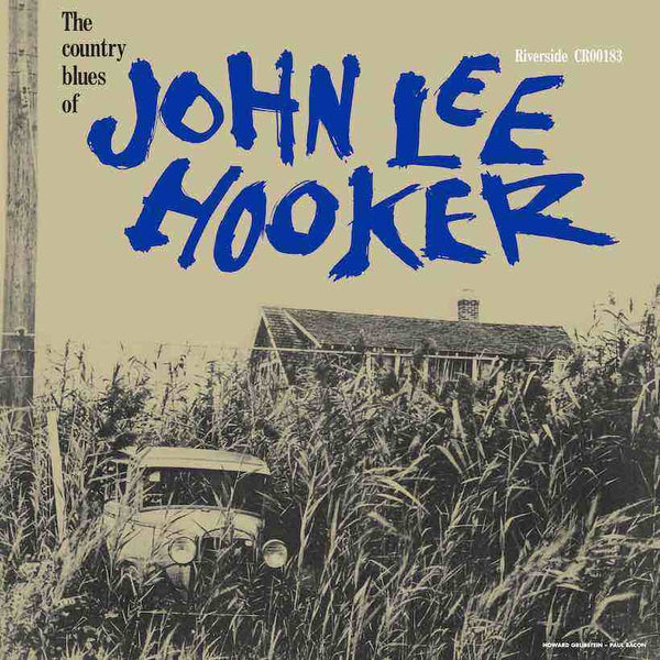 John Lee Hooker ‎– The Country Blues Of John Lee Hooker (New Vinyl)