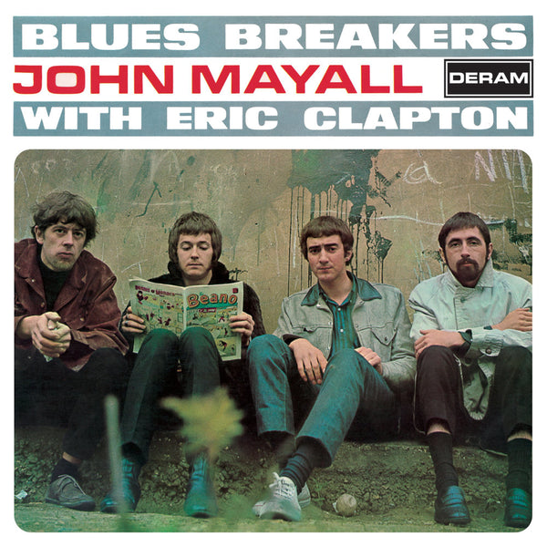 John Mayall With Eric Clapton - Blues Breakers (New Vinyl)