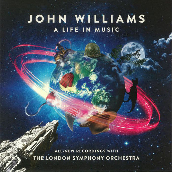 John Williams, The London Symphony Orchestra - John Williams: A Life In Music (Vinyl)