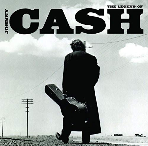Johnny Cash ‎– The Legend Of Johnny Cash (Vinyl)