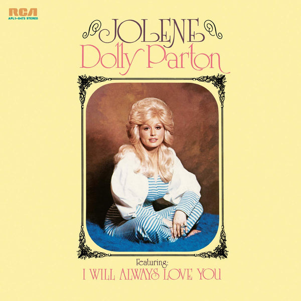 Dolly Parton - Jolene (New Vinyl)