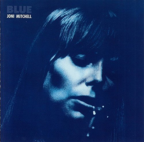 Joni Mitchell ‎– Blue (Ltd. Ed. Blue Vinyl)