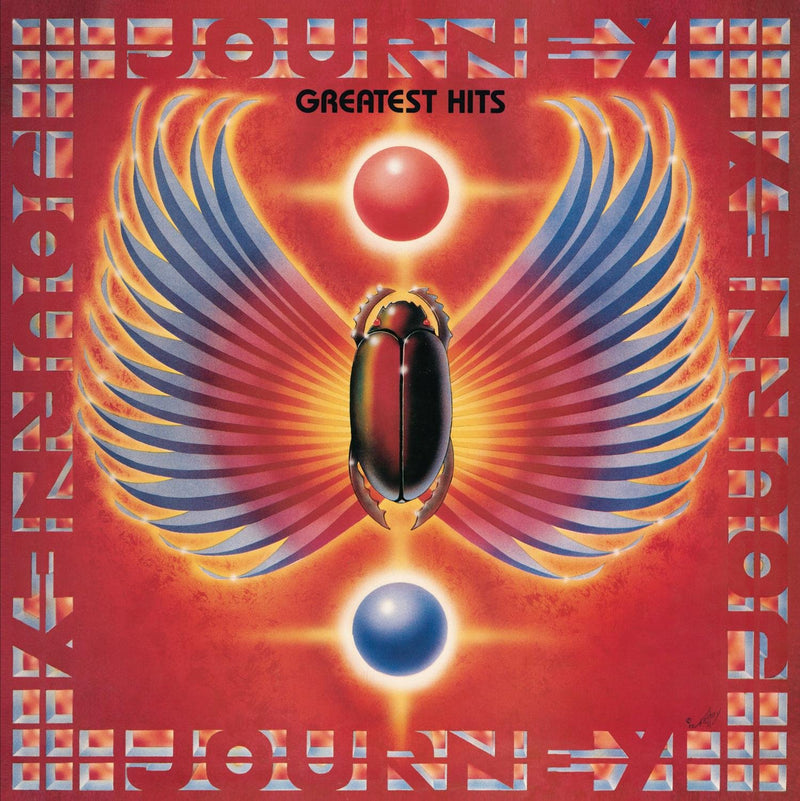 Journey - Greatest Hits (New Vinyl)