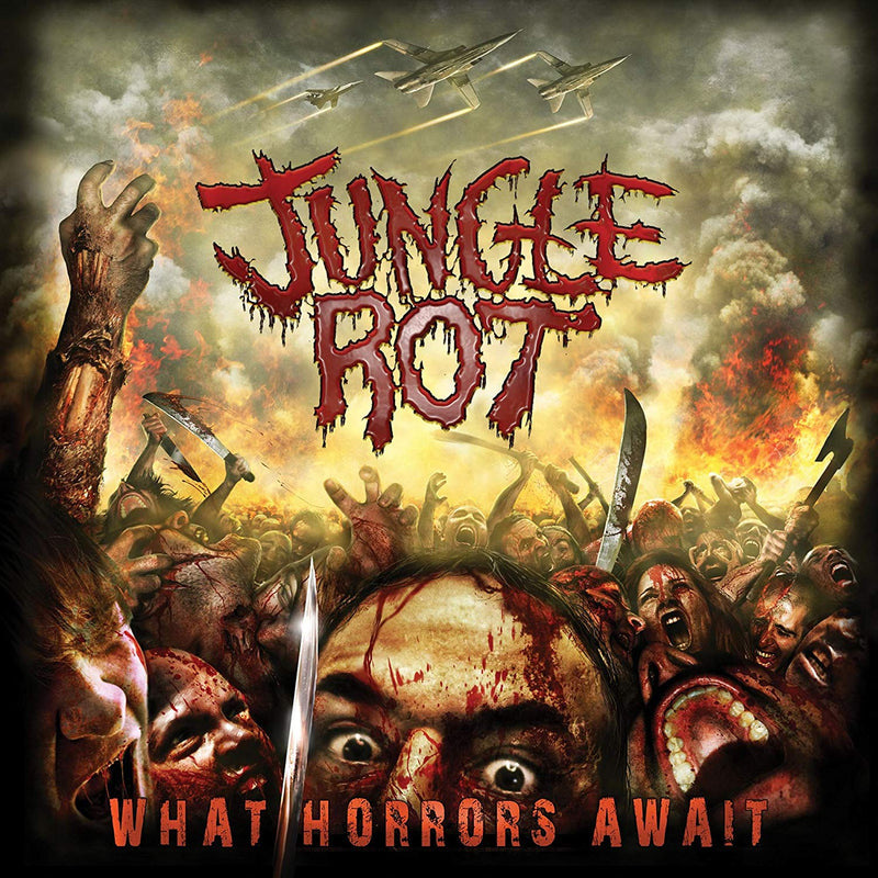 Jungle Rot - What Horrors Await (New Vinyl)