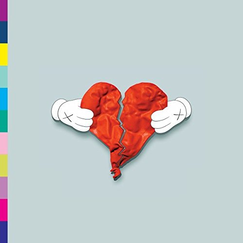 Kanye West ‎– 808s & Heartbreak (Vinyl)