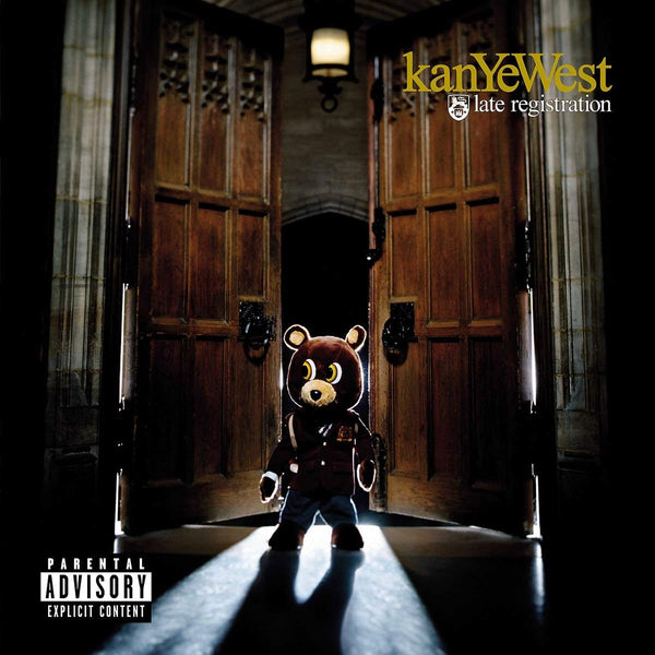 Kanye West - Late Registration (Vinyl)