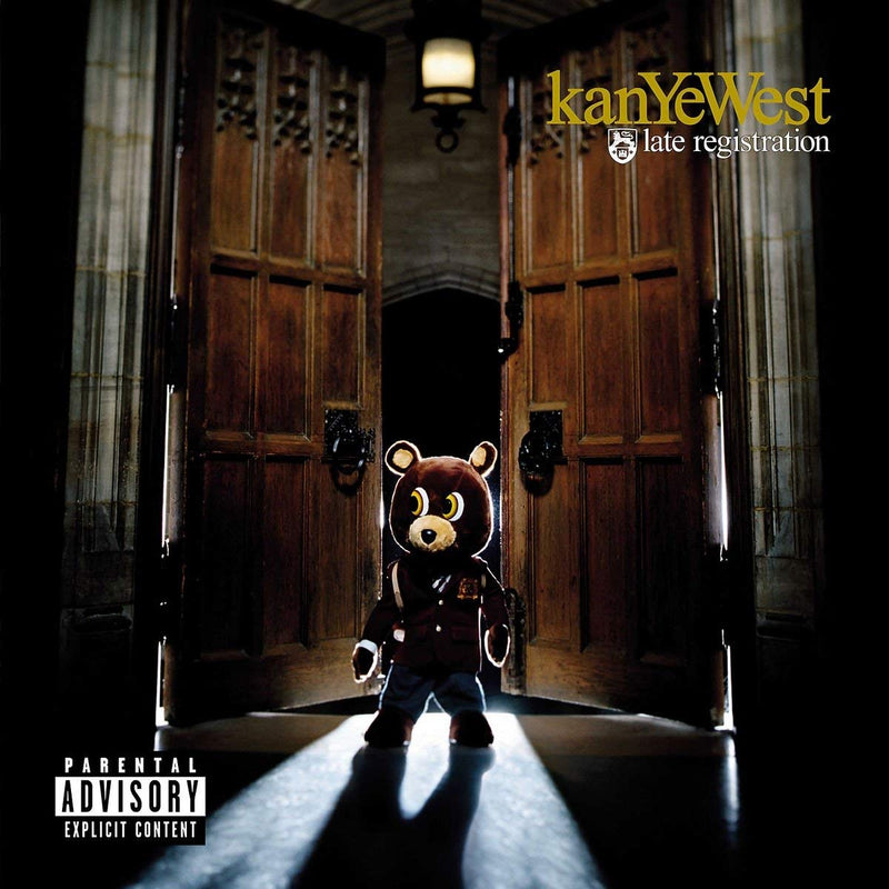 Kanye West - Late Registration (Import) (New Vinyl)