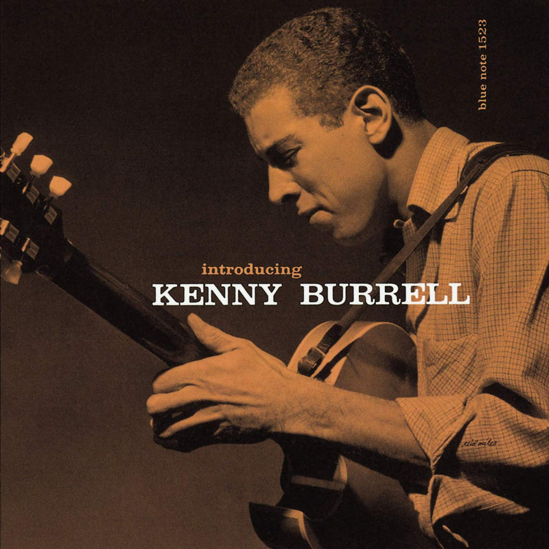 Kenny Burrell - Introducing Kenny Burrell  (Blue Note Tone Poet Series Vinyl)