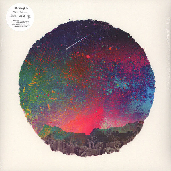 Khruangbin - The Universe Smiles Upon You (New Vinyl)