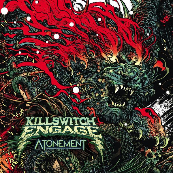 Killswitch Engage - Atonement (Vinyl)
