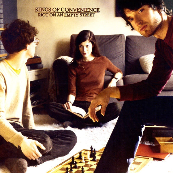 Kings Of Convenience - Riot On An Empty Street (New Vinyl)