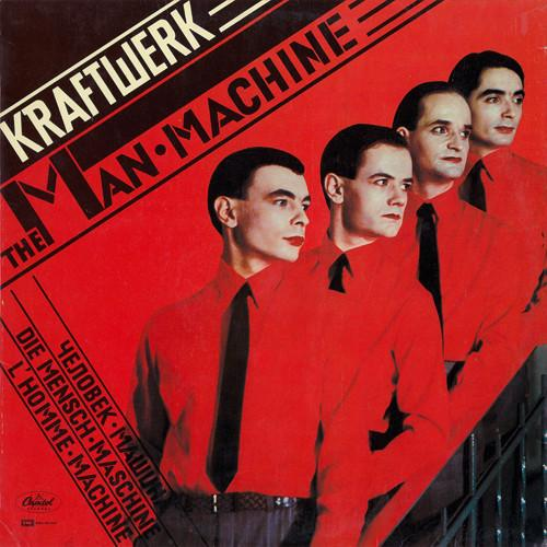 Kraftwerk - Man-Machine (Ltd Ed) (Rm) (New Vinyl)