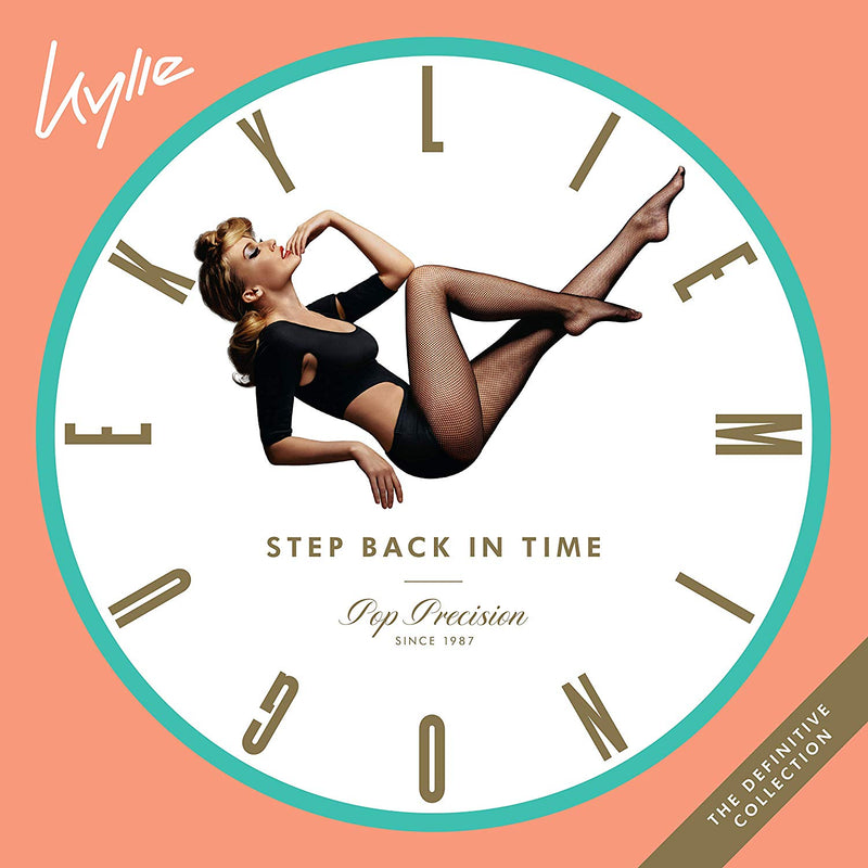 Kylie Minogue - Step Back In Time (The Definitive Collection) (New Vinyl)
