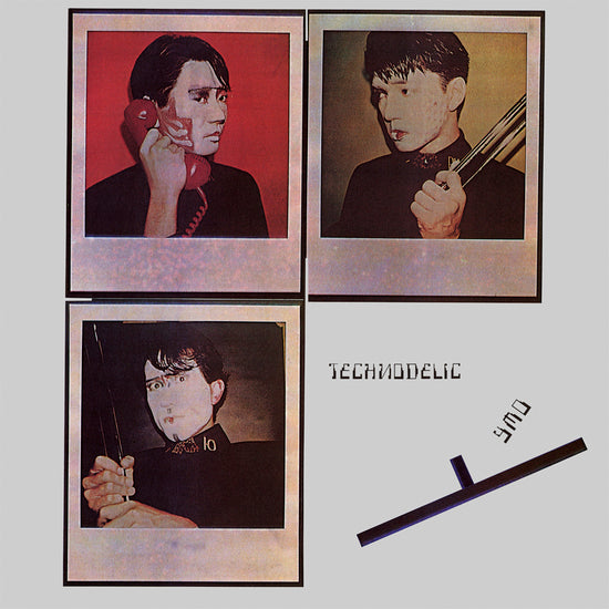 Yellow Magic Orchestra - Technodelic (Standard Vinyl Edition) (New Vinyl)
