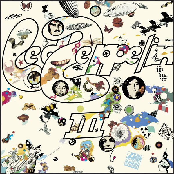 Led Zeppelin - Led Zeppelin III (New Vinyl)