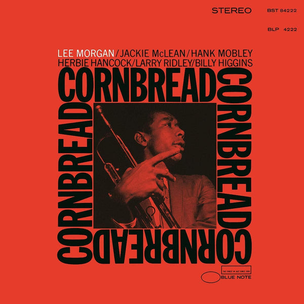 Lee Morgan - Cornbread  (Blue Note Tone Poet Series Vinyl)