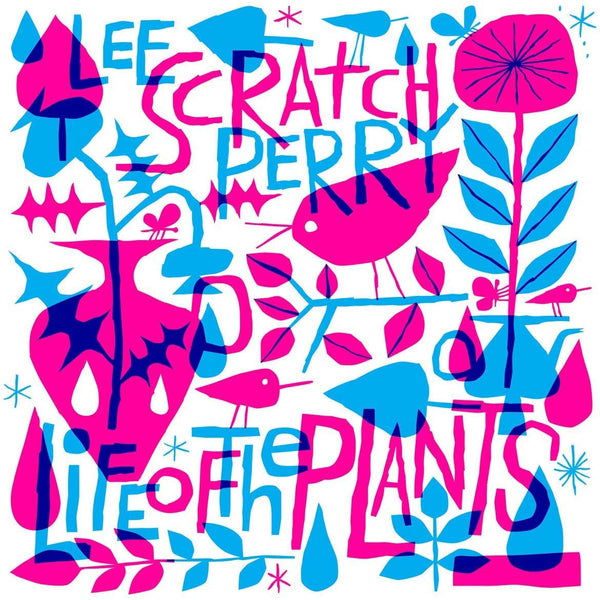 Lee Scratch Perry - Life Of The Plants (New Vinyl)
