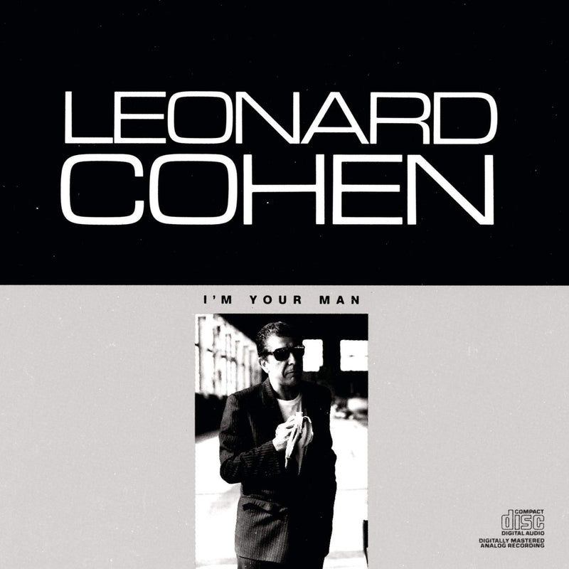 Leonard Cohen - I'm Your Man (New Vinyl)