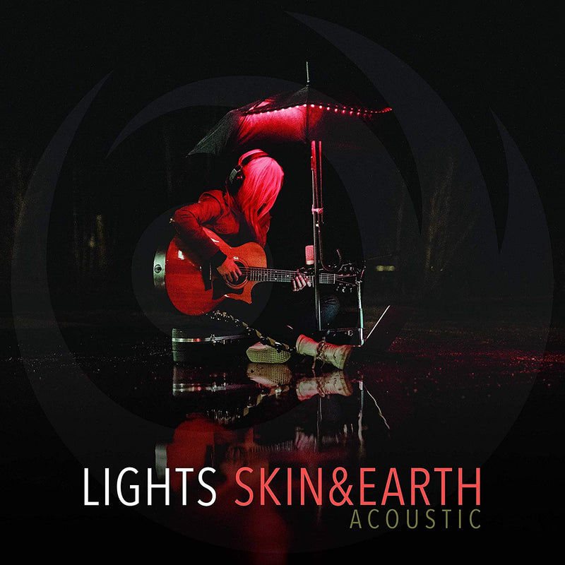 Lights - Skin&Earth Acoustic (New Vinyl)