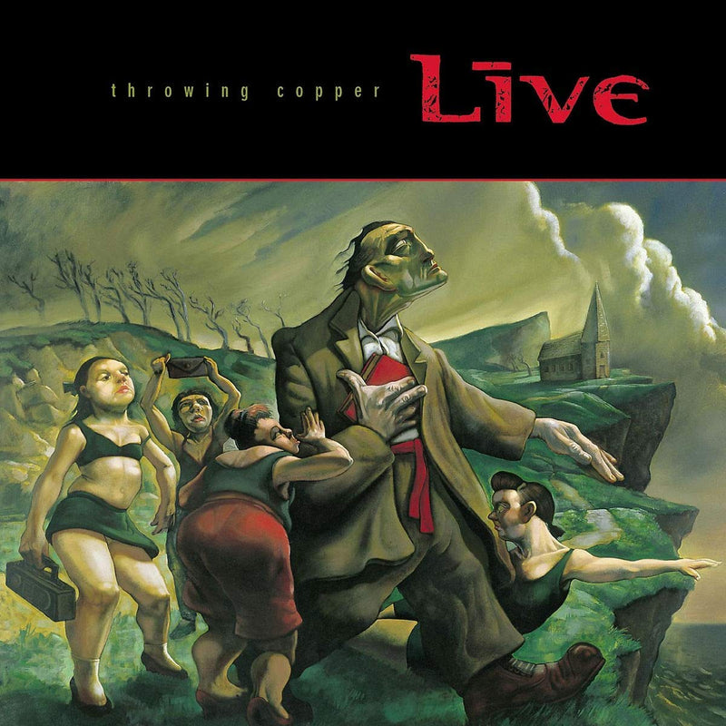 Live - Throwing Copper (New Vinyl)