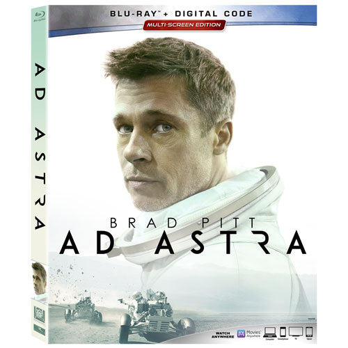 Used Blu-Ray - Ad Astra