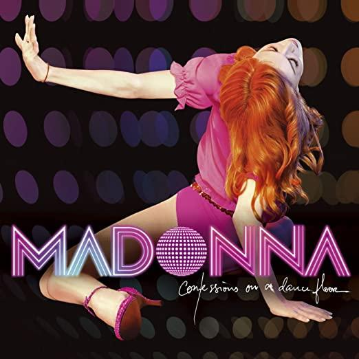 Madonna - Confessions On A Dance Floor ( (New Vinyl)
