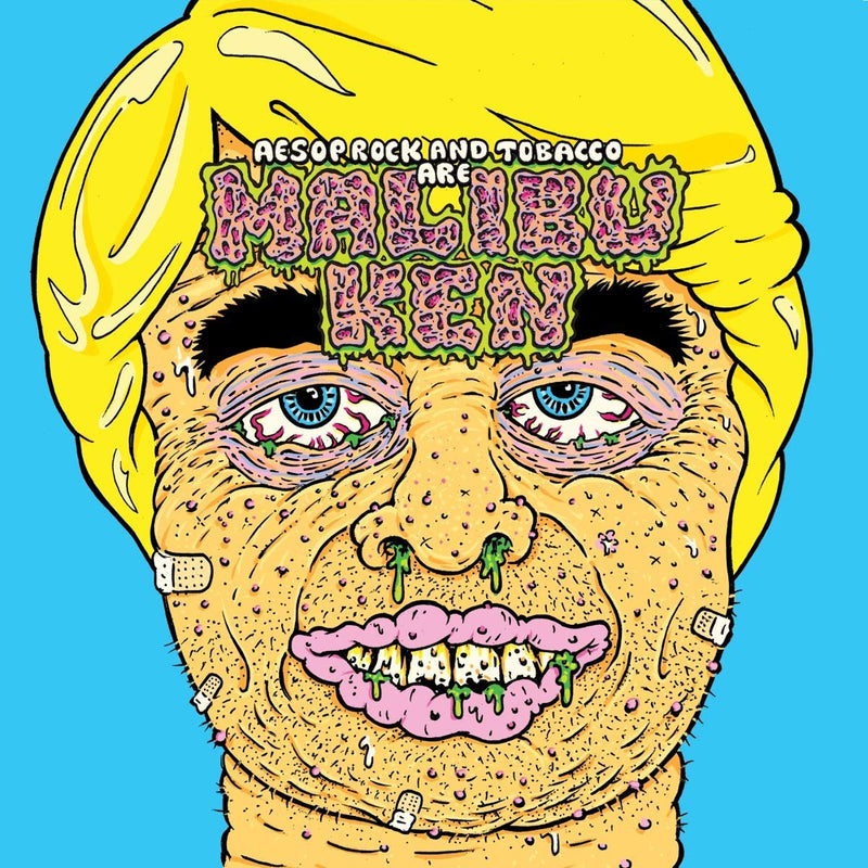 Malibu Ken (Aesop Rock And Tobacco) - Malibu Ken (New Vinyl)