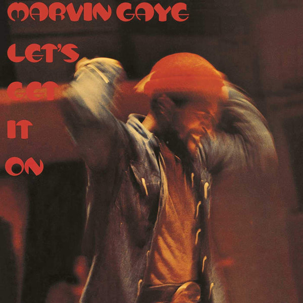 Marvin Gaye - Let's Get It On (New Vinyl)