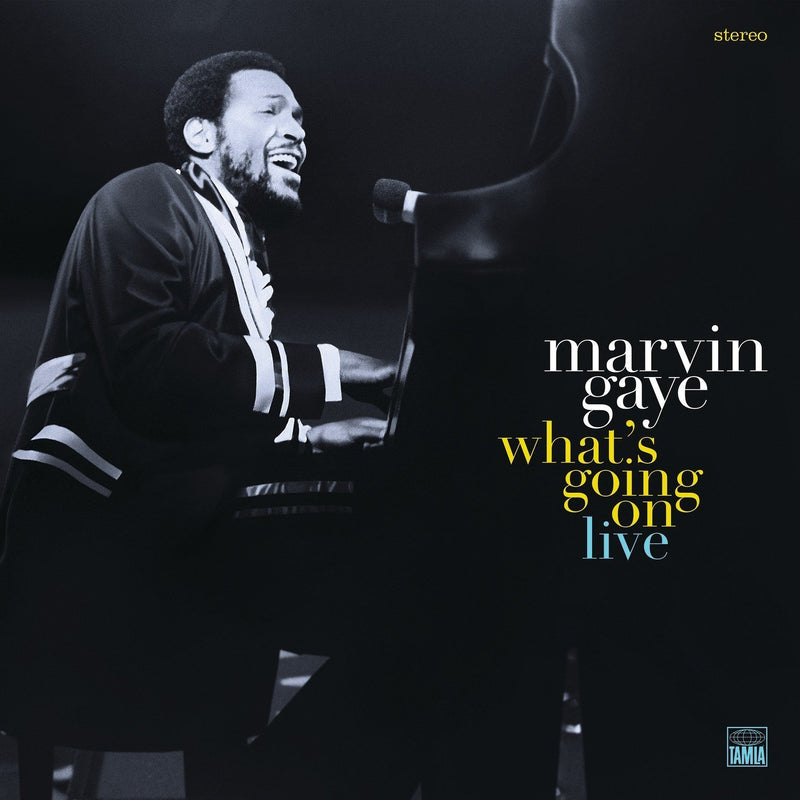 Marvin Gaye - Whats Going On Live (New Vinyl)