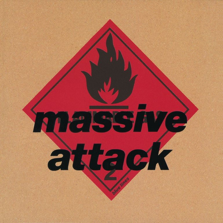 Massive Attack - Blue Lines (New Vinyl)