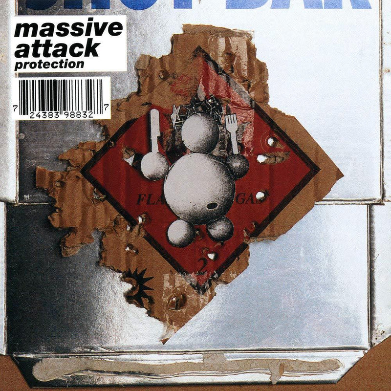 Massive Attack - Protection (New Vinyl)