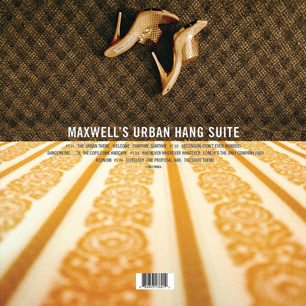 Maxwell - Maxwell's Urban Hang Suite (New Vinyl)