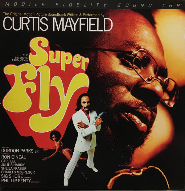 Curtis Mayfield - Superfly (2LP/45rpm/180g) (New Vinyl)