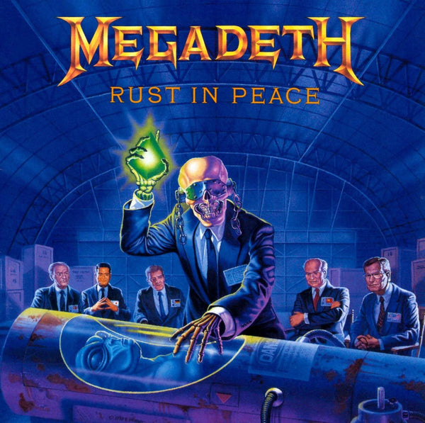 Megadeth - Rust In Peace (New Vinyl)