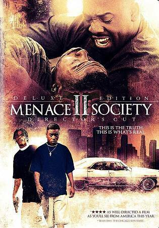 Menace Ii Society  (New DVD)