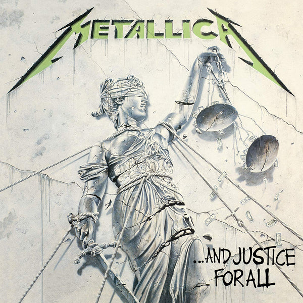 Metallica - ...And Justice For All (New Vinyl)