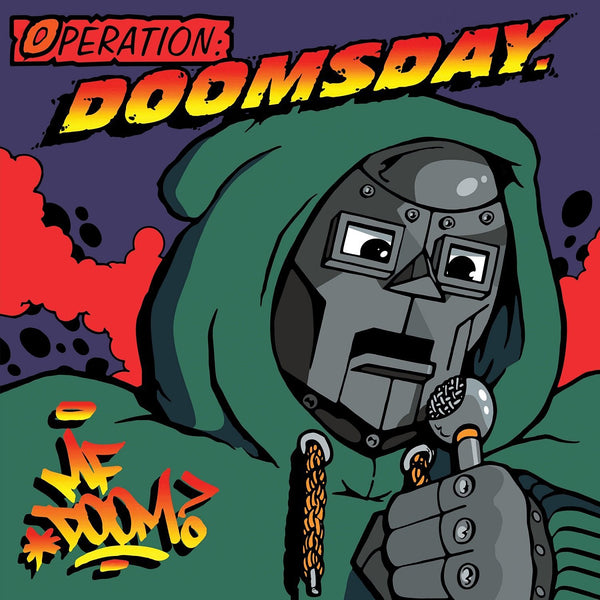 MF Doom ‎– Operation: Doomsday (Vinyl)