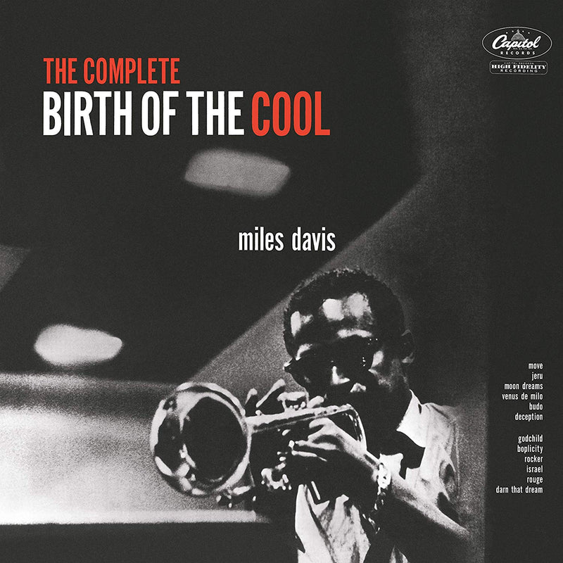Miles Davis - The Complete Birth Of The Cool (New Vinyl)