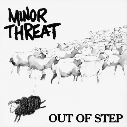 Minor Threat ‎– Out Of Step (Vinyl)