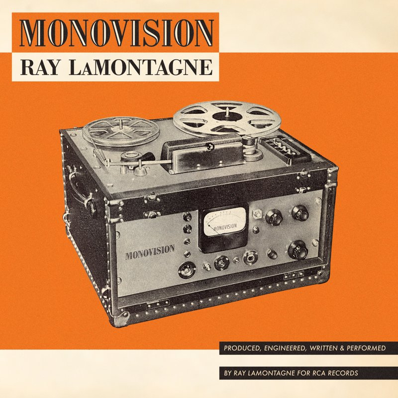 Ray LaMontagne - Monovision (New CD)
