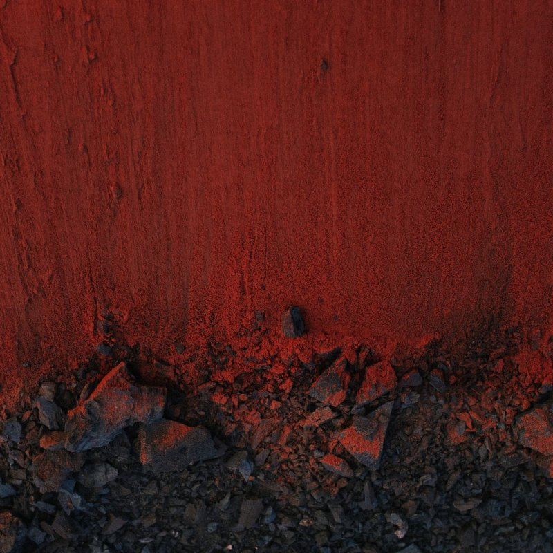 Moses Sumney - Black In Deep Red, 2014 (New Vinyl)