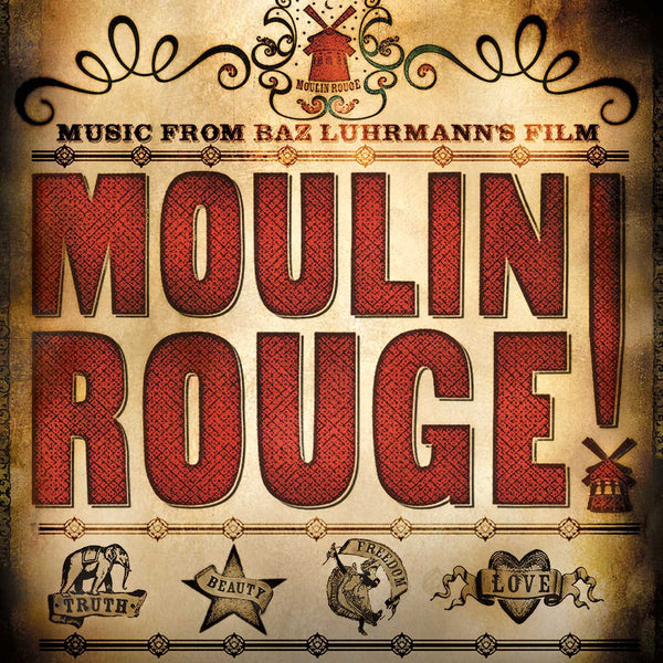 Various - Moulin Rouge [Soundtrack] (New Vinyl)