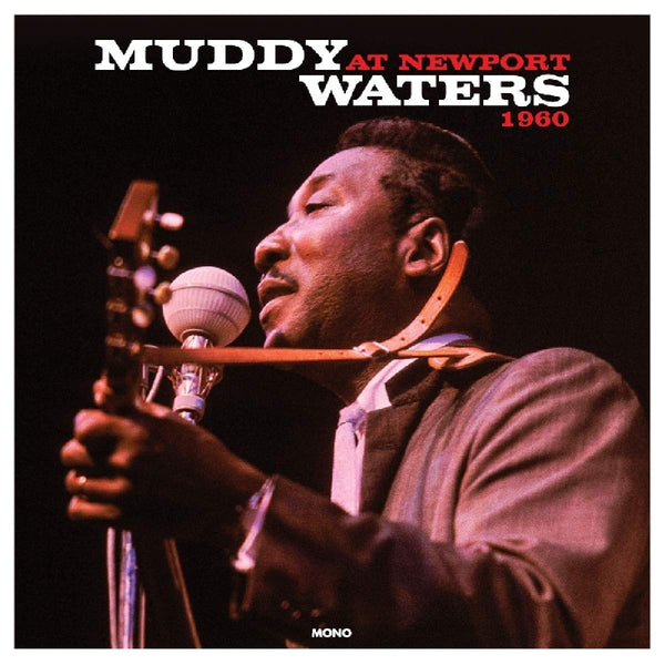 Muddy Waters ‎– Muddy Waters At Newport 1960 (New Vinyl)