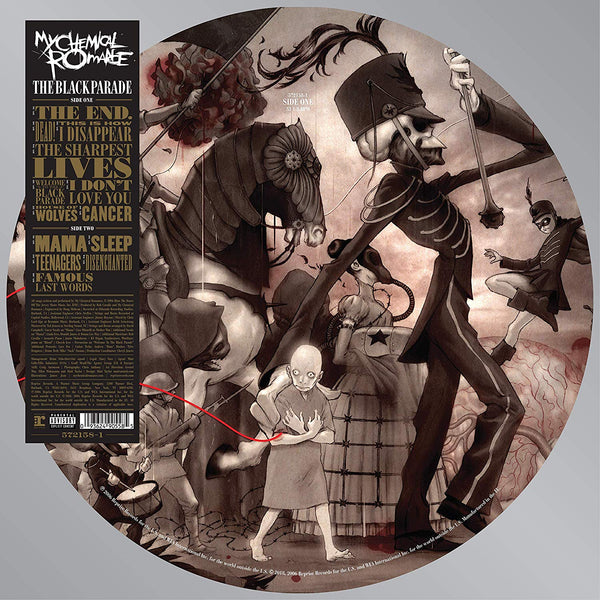 My Chemical Romance ‎– The Black Parade (Vinyl)