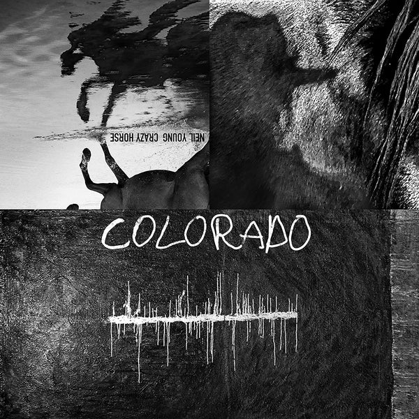 "Neil Young & Crazy Horse - Colorado (3LP + 7"") (New Vinyl)"