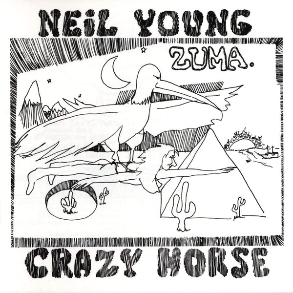 Neil Young & Crazy Horse - Zuma (New Vinyl)