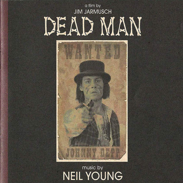 Neil Young - Dead Man [Soundtrack] (New Vinyl)