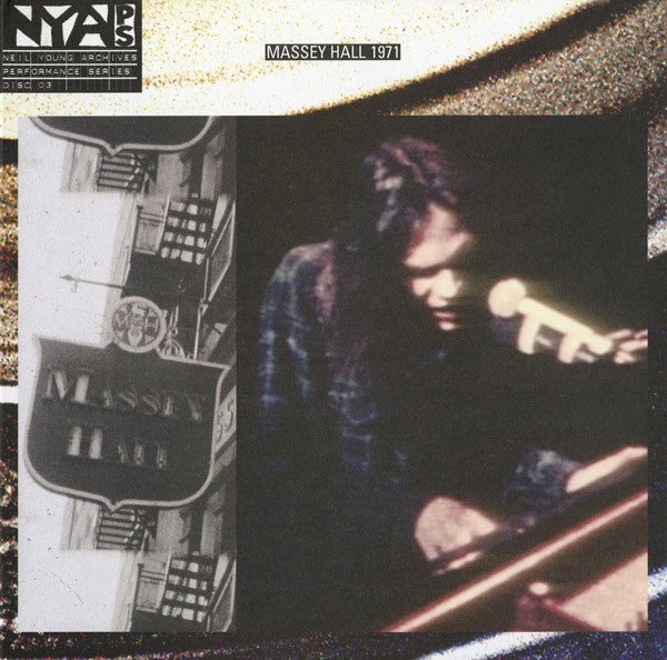 Neil Young - Live At Massey Hall 1971 (Vinyl)