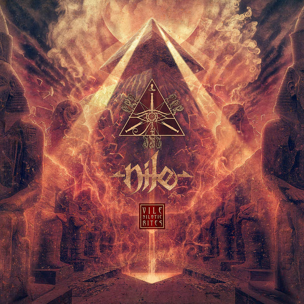 Nile - Vile Nilotic Rites (New Vinyl)
