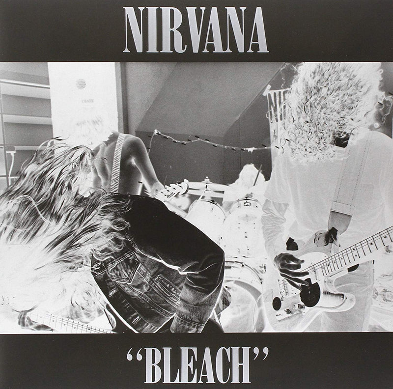 Nirvana - Bleach (New Vinyl)